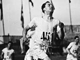 Liddell running