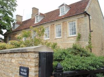 Newton's Parsonage in Olney, England