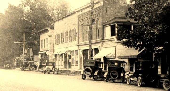 The LaGeorge Store and Home 70 years before my childhood